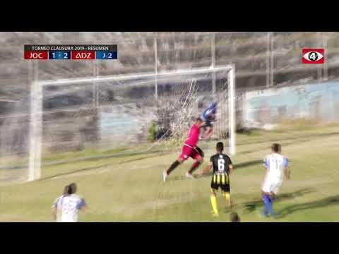 Jocoro FC 1-2 Audaz / J2 Clausura 2019