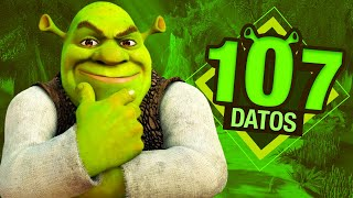 107 Datos De Shrek Que DEBES Saber (Atómico #75) en Átomo Network
