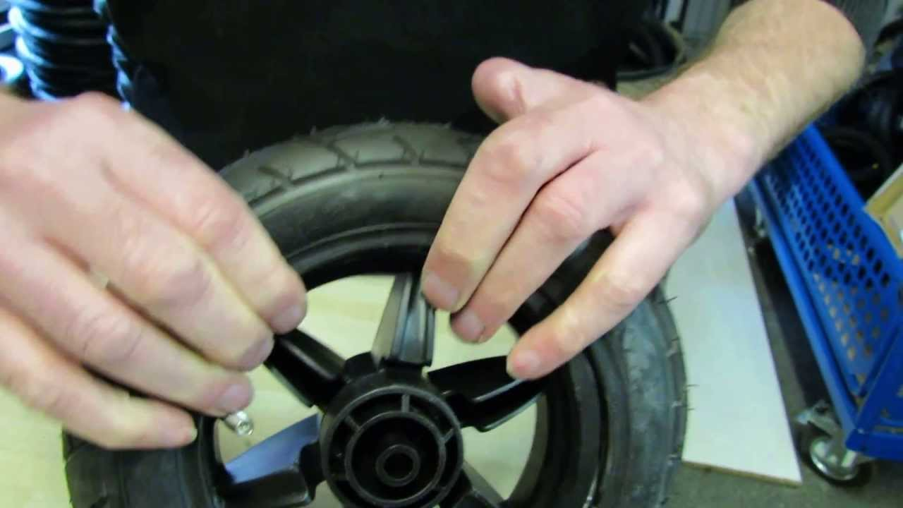 Fitting A Mountain Buggy Duet Tyre - Youtube-5805