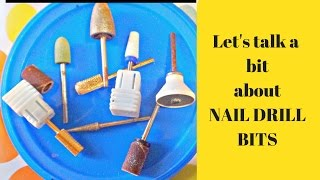 Nail Drill Bits Explained For Beginners