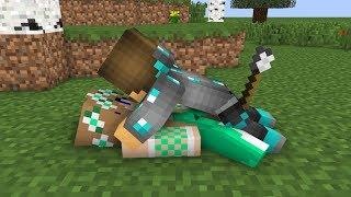 Diamond man life 1 - Minecraft animations