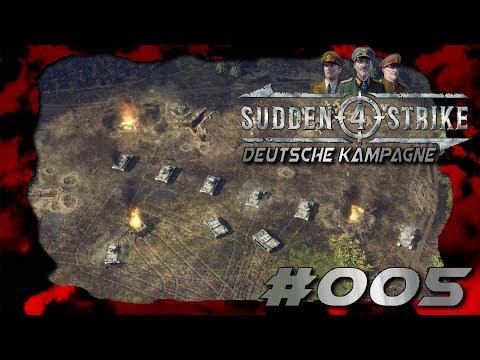 ▲Preview Let's Play: Sudden Strike 4▲ - Unternehmen Barbarosa #005 Deutsche Kampagne [deutsch]