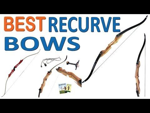 Top 5 Best Recurve Bows Reviews