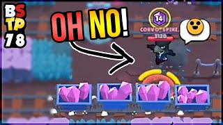 WHY DID HE DO THIS??! Top Plays in Brawl Stars #78