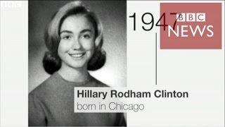 【BBC】 ヒラリー・クリントン氏、2度目の大統領選出馬に至るまで