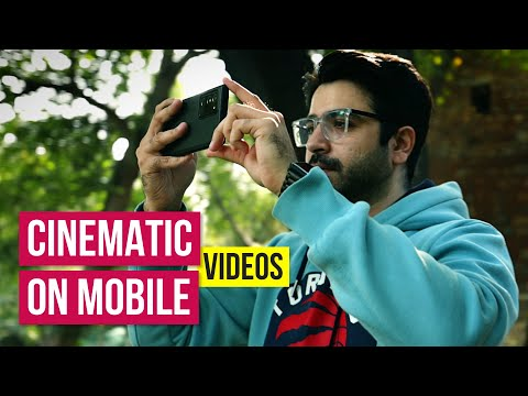 How to Shoot EPIC CINEMATIC Video With Any Smartphone (in Hindi)