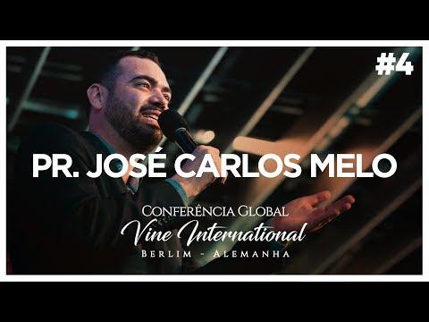 Vine Global Conference 2017 | Pr. José Carlos Melo Jr. #04