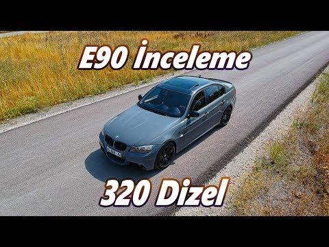 """BMW 320D """"E90"""" İnceleme I Eski BMW yeni Mercedesciden!"""