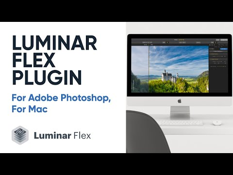 Luminar Flex Plugin For Adobe Photoshop — Mac | Installing And Activating