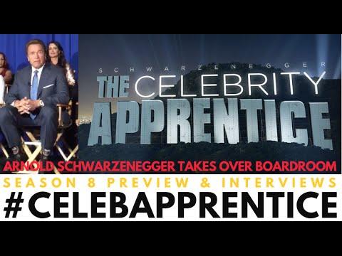 Celebrity Apprentice: What will Arnold Schwarzenegger's New Catch Phrase be? #CelebApprentice #NBC