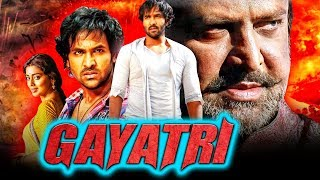 Vishnu Manchu Telugu Hindi Dubbed Blockbuster Movie 'Gayatri' | Vishnu Manchu, Shriya Saran