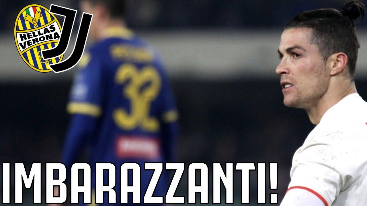 Hellas Verona vs Juventus 09/02/20 - Betting Websites ...  |Juventus Verona
