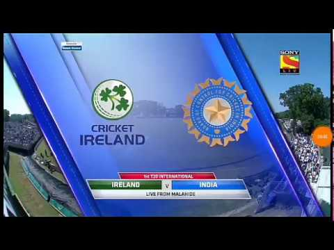 INDIA VS IRELAND 1ST T20 2018 FULL HIGHLIGHTS