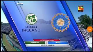 INDIA VS IRELAND 1ST T20 2018 FULL HIGHLIGHTS