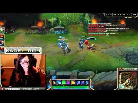 Best of Twitch.tv - Kaceytron & Sodapoppin Duo Queue!