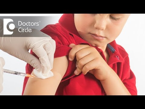 Why multiple doses of Vaccinations are necessary? - Dr. Jagadish Chinnappa