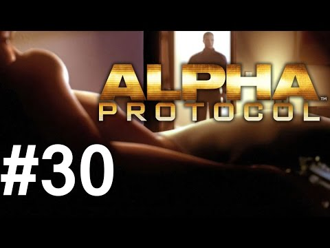Alpha Protocol Let's Play - Part 30: Taipei Slums [Hard]
