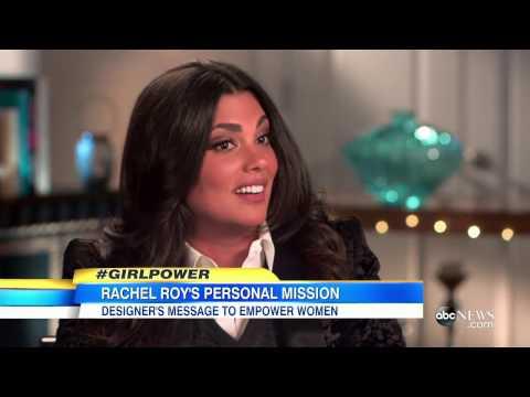 Designer Rachel Roy Works to Empower Women Video   ABC News