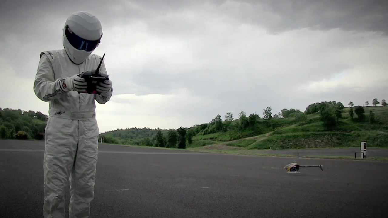 The Stig Pilots A Drone | Top Gear Magazine
