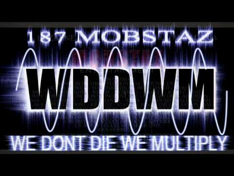 187 MOBSTAZ - WE DON'T DIE, WE MULTIPLY (WDDWM) [AUDIO] free download