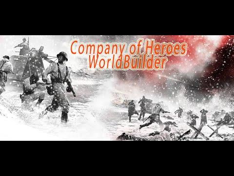 Company Of Heroes WorldBuilder.Редактируем карту.Часть 1