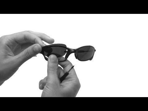 Oakley Juliet Lens Replacement & Installation Instructions