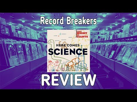 """Our Review of They Might Be Giants' """"Here Comes Science"""" - Record Breakers - Episode 174"""