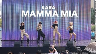KARA(카라) -  Mamma Mia(맘마미아) dance cover [Seoul Music Festiva…