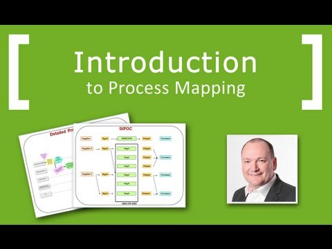 Introduction to Process Mapping (Lean Six Sigma) ONLINE