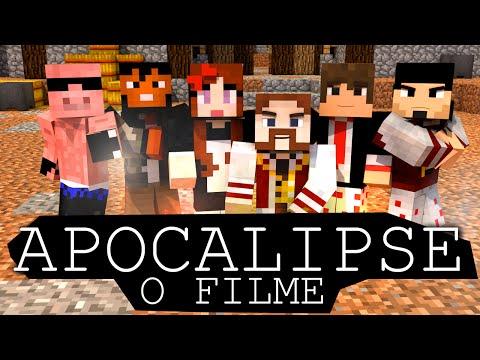 Minecraft. APOCALIPSE. O FILME