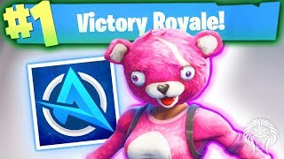 GETTING CARRIED BY ALI-A TO VICTORY! Fortnite: Battle Royale Funny Moments - Faits saillants