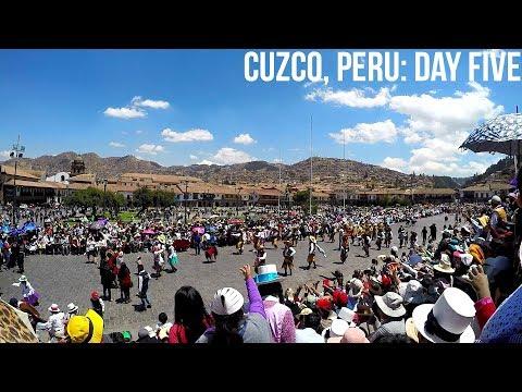 Cuzco, Peru: Day Five (Vlog 34)