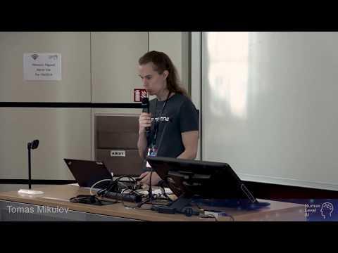 A Roadmap Towards Machine Intelligence - Tomas Mikolov keynote at HLAI