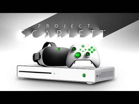 Bailey Coleman - Faster Processor, Shorter Load Times, Rundown on New Xbox Scarlett (video)