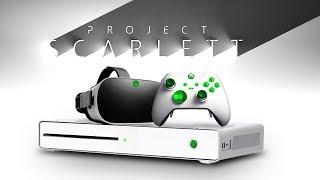 Surprise Xbox Scarlett Reveals Upgrade & More Hardware   AMD Arcturus Navi & Zen 2   Two Consoles
