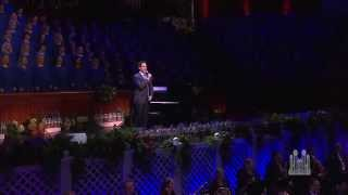 Never Never Land - Santino Fontana and the Mormon Tabernacle Choir