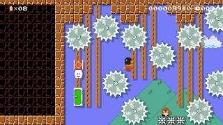 Mother 3 Kaizo (50 Seconds): Beating Super Mario Maker's HARDEST Levels!