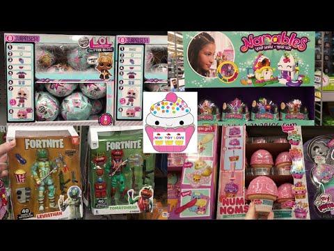 Toy Hunt #204 LOL Surprise Winter Disco Fortnite Num Noms Nanables My Life Dolls