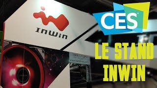 [Cowcot TV] CES 2019 : Le Stand IN WIN