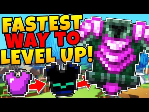 THE EASIEST WAY TO LEVEL UP FAST 100+ - Minecraft Prisons COSMIC JAIL BREAK #15