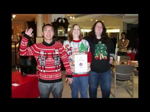 Good's Home Furnishings Ugly Christmas Sweater Party 2014 - Hickory Furniture Mart