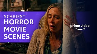 Scariest Horror Movie Scenes | Prime Video