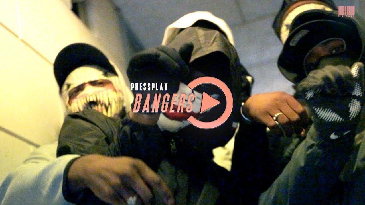 #TD Chubz x M3nko x #7T J7 - Dirty barz 2.0 (Music video) (Prod. BranMill)   Pressplay