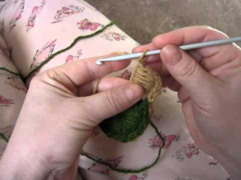 Вязание крючком: элемент