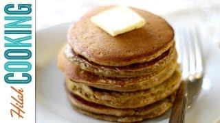 Gingerbread Pancakes Recipe - How To Make Gingerbread Pancakes