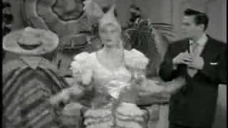 Lucy Ball -es Carmen Miranda