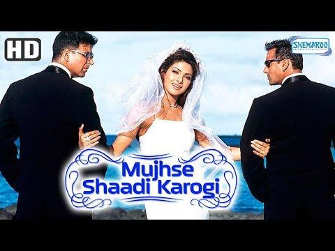 Mujhse Shaadi Karogi (Eng Subs) Hindi Full Movie & Songs- Sa