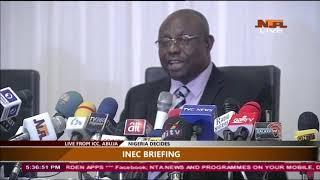 Nigeria election polls