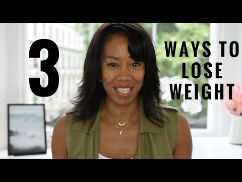 3 Ways To Lose Weight – How I Lost Weight Without Dieting | Time With Natalie