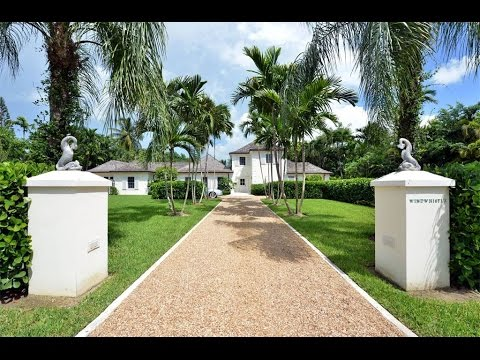 Elegant Golf Property in Lyford Cay, Bahamas